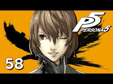 ONE STEP AHEAD - Let's Play - Persona 5 - 58 - Walkthrough Playthrough