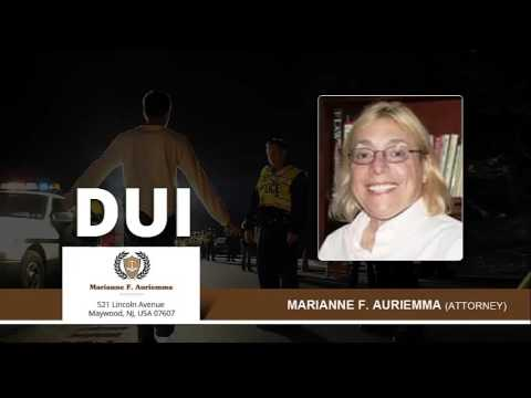 What Is The Penalty For First-Time DUI Offense In Maywood, New Jersey? | (201) 712-9663