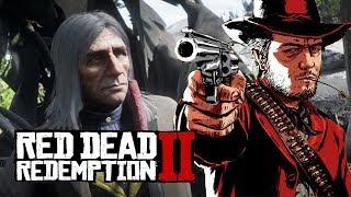 """Мэддисон играет в Red Dead Redemption 2 - """"ОТСЫПЬ ЧАНУНПЫ И НОРМАЛЬНО"""""""