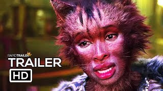 CATS Official Trailer (2019) Taylor Swift, Jennifer Hudson Live-Action Movie HD