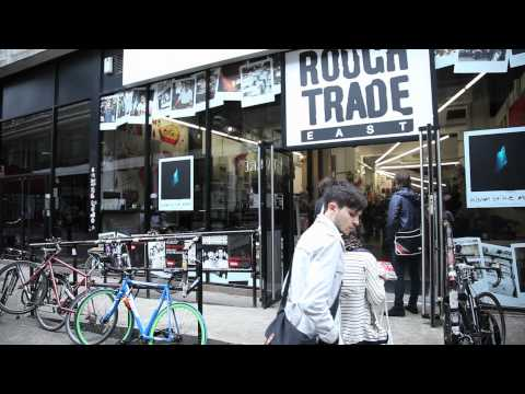 Rough Trade Record Store