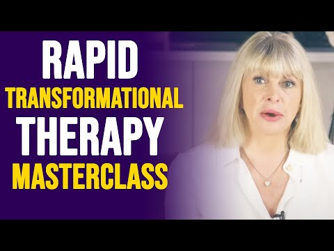 An Introduction To Rapid Transformational Therapy (30 Minute Masterclass)