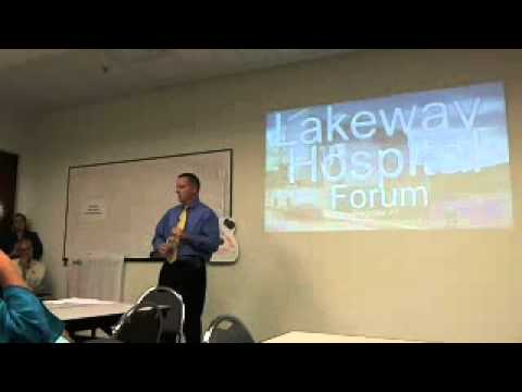 Lakeway Regional Medical Center Forum with Hospital CEO David Kreye