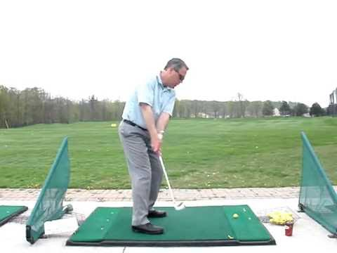 TAKEAWAY AND STARTING GOLF SWING; #1 in GOLF WISDOM SHAWN CLEMENT