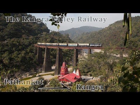India 2017: Narrow gauge rail journey on the Kangra Valley