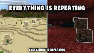 This Seed Makes EVERYTHING Repeat... Including Ancient Debris!?