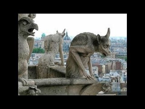 FLAT EARTH BRITISH  Antiquitech Destruction Notre Dame  u0026 Americas Pompeii thumbnail