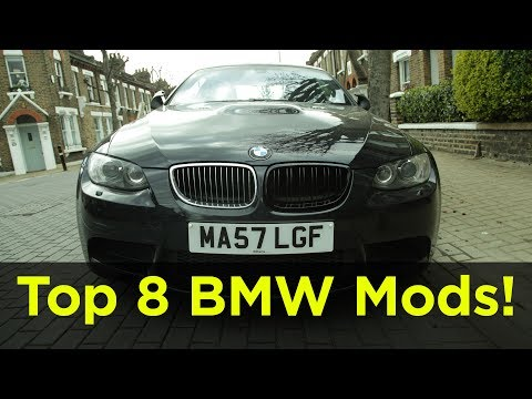 Top 8 Cheap And Easy First Mods And Customisations For Any BMW!  | Road & Race S03E12