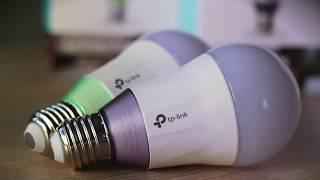 Система «умный дом»: подбираем лампы TP-Link