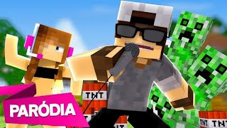 Despacito Minecraft Animation Dance Video