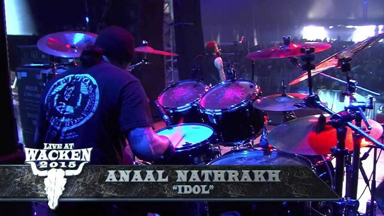 Anaal Nathrakh - Idol (Live At Wacken Open Air 2015) [Bluray/HD]