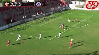 FATV 18/19 Fecha 22 - Talleres 0 - Acassuso 0