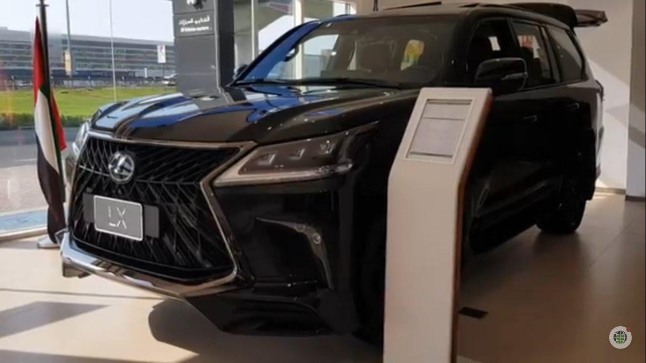 2020 Lexus Lx570 Black Edition Urdu