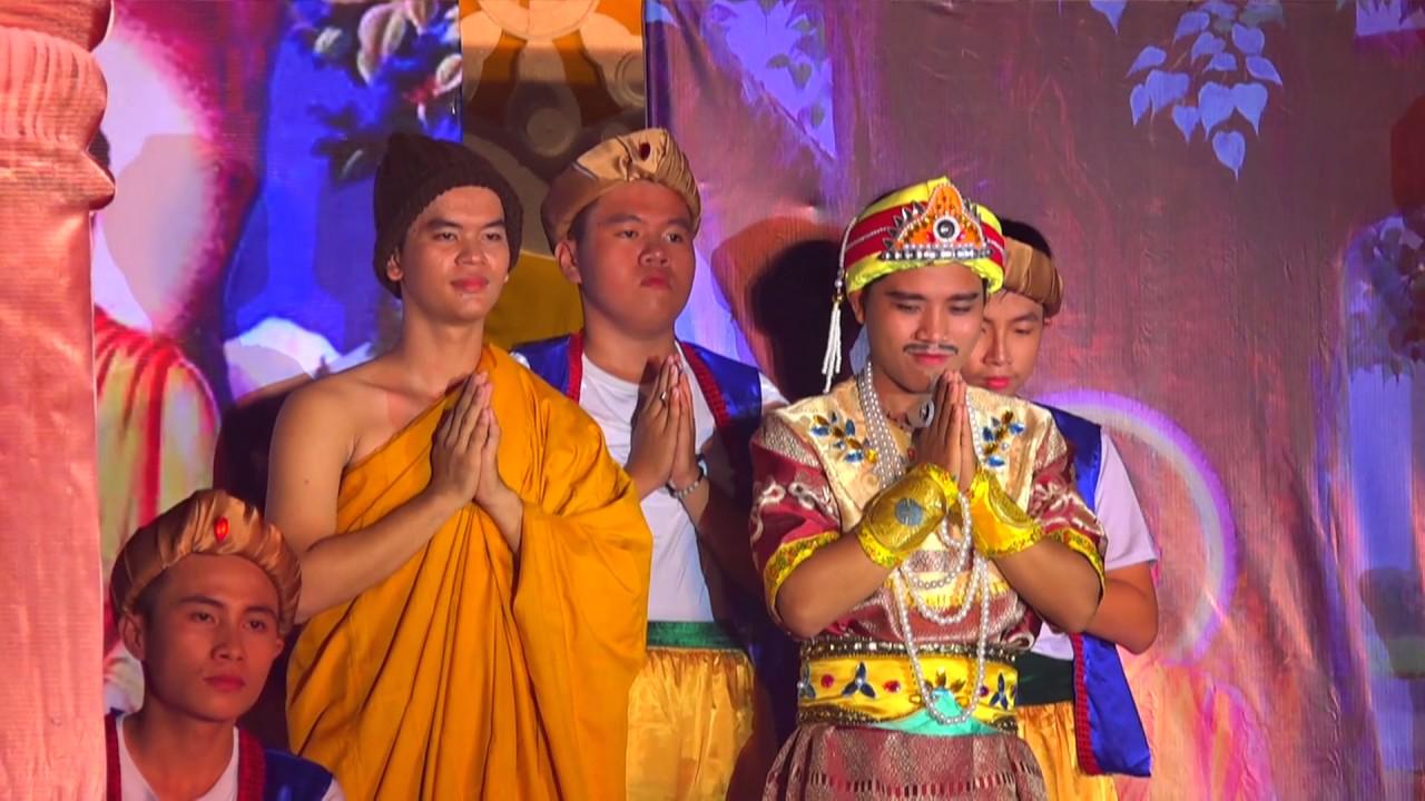 11 Văn Nghệ Phật Đản 2017 - HC A Dục Vương Truyền Bá Chánh Pháp