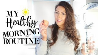 HEALTHY MORNING ROUTINE | MUM/MOM OF 2 | MAMA REID