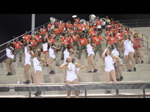 Banneker High School Marching Band- All I Ever Wanted/Lets Go