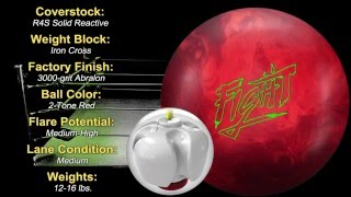 bowlingball.com Storm Fight Bowling Ball Reaction Video Review