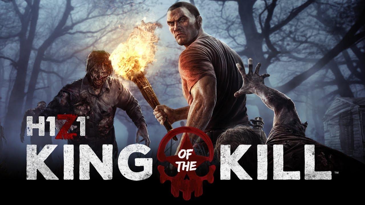 תוצאת תמונה עבור h1z1 king of the kill