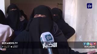 الفلسطينيون يشيعون جثماني الشاب الحمايدة والطفل أبو النجا جنوب قطاع غزة - (30-6-2018)