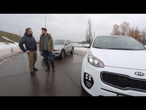 Выбор есть Вып. 50. Kia Sportage и Volkswagen Tiguan