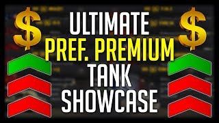ALL BUFFED Preferential Premium Tanks Showcase ► World of Tanks Tier 8 Premium Tanks
