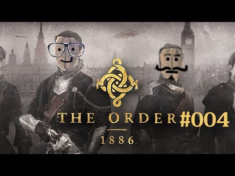 Let's Play The Order 1886 - #04 - Willkommen in Teslas Labor! [Coop/PS4/deutsch/HD]