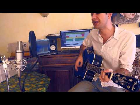 Somewhere in Neverland - Thomas Traverso (All Time Low Acoustic Cover)