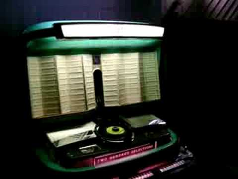 1958 Ami Jukebox Model Jai 200 Coinopny Com Part 2 Youtube