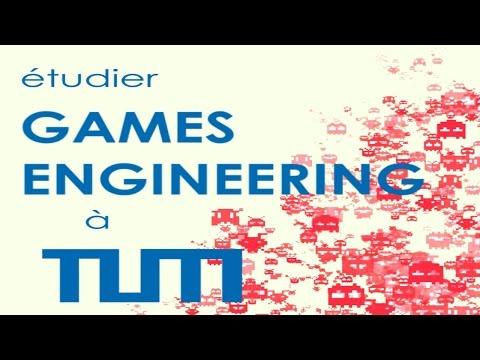 Games Engineering à TU München (présentation)
