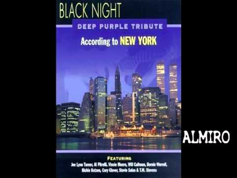 Black Night - Deep Purple Tribute according to New York