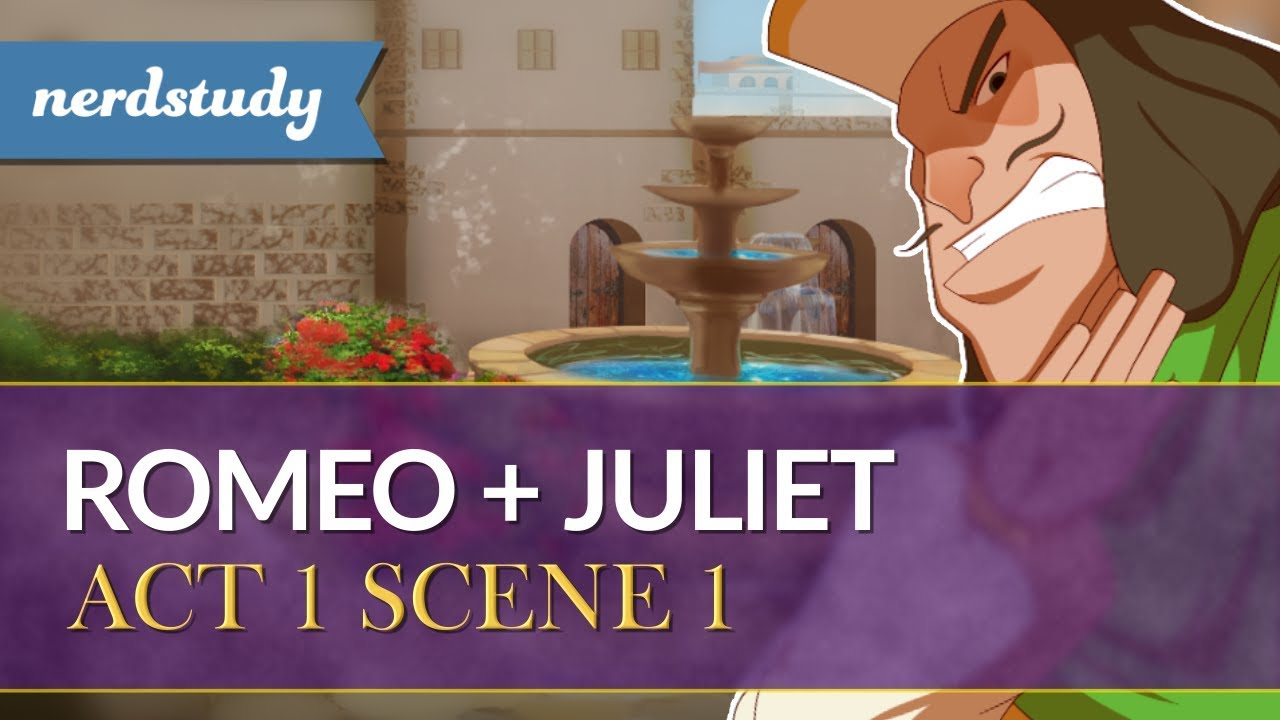 violent scenes in romeo and juliet