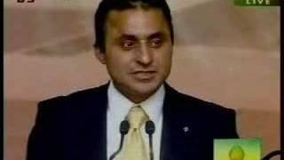 Ahmadiyya Jalsa UK Guest Speakers 1