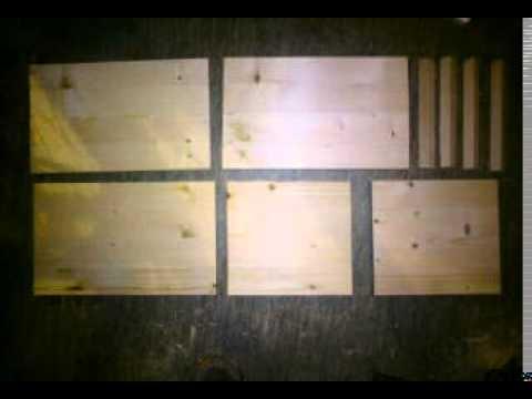 diy meerschweinchen haus bauen youtube. Black Bedroom Furniture Sets. Home Design Ideas