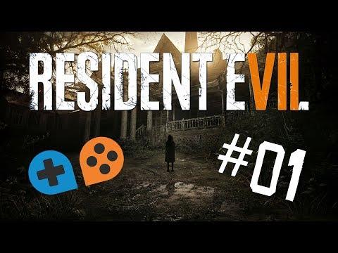 Beanis spiller: Resident Evil 7 (#01)