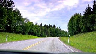 Road trip - Finland, Paltamo - Utajärvi