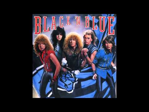 Black 'N Blue Full Self-Titled Album