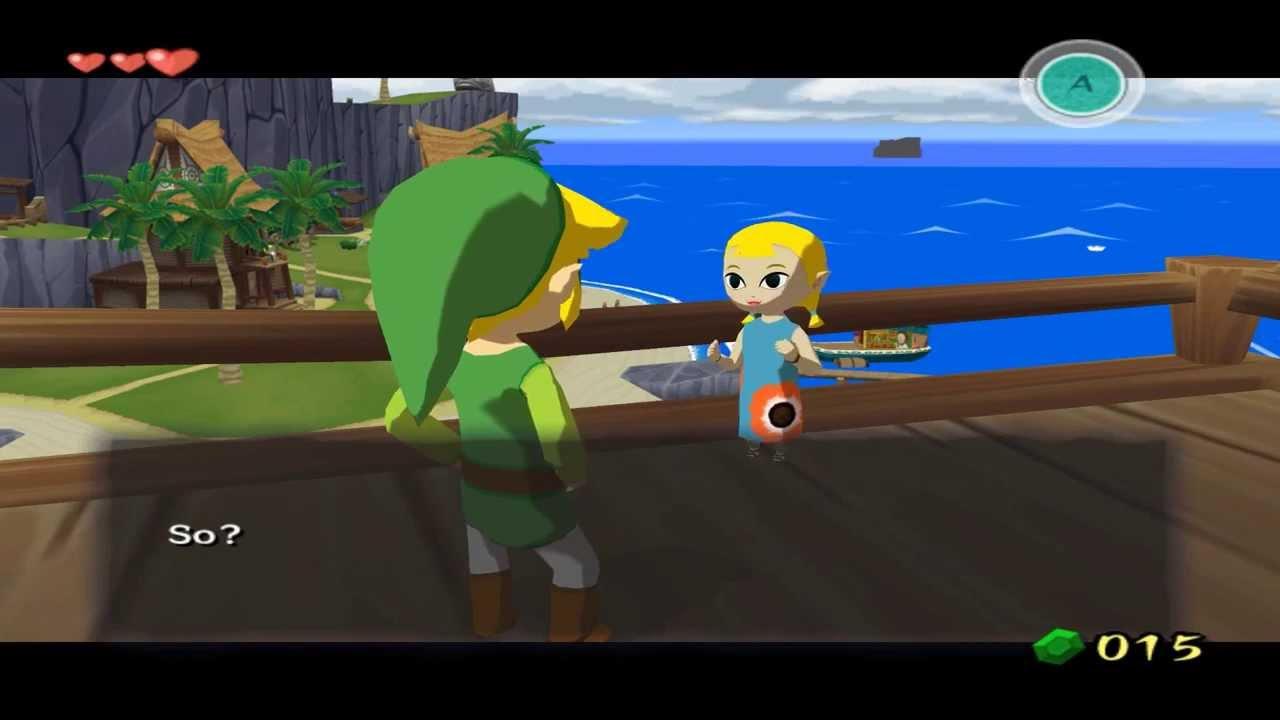 Zelda windwaker for pc