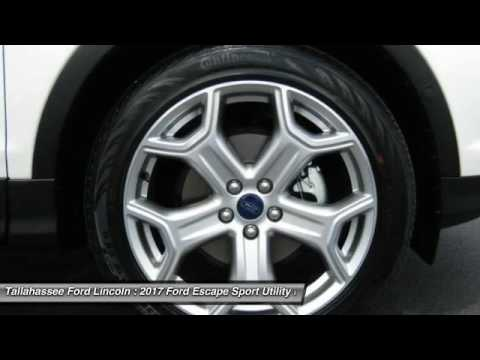 2017 Ford Escape Tallahassee FL 91267