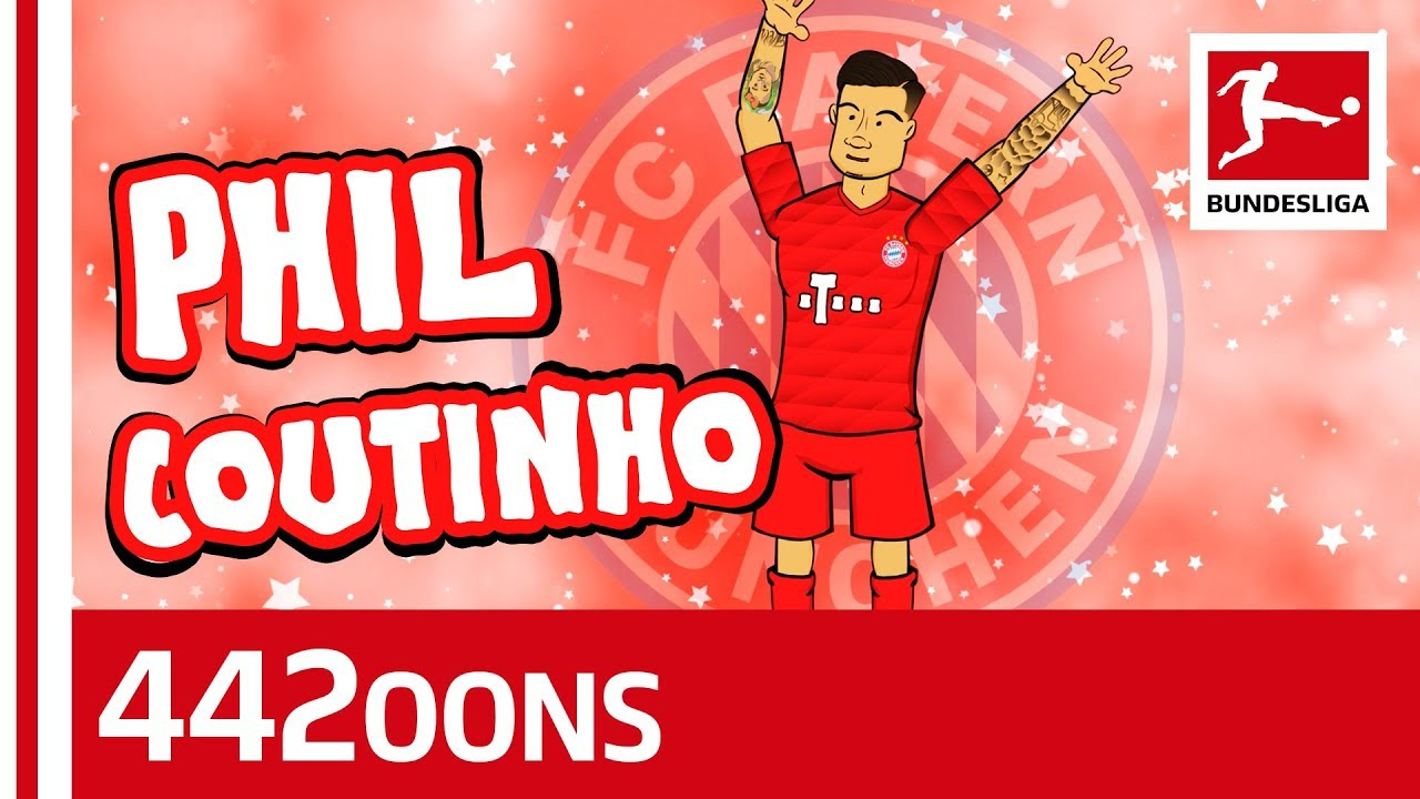 Download The Philippe Coutinho Song - Powered By 442oons