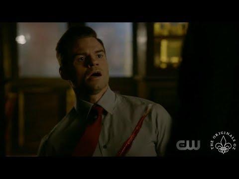 The Originals 5x09 Hope Attacks Elijah