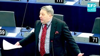 Why Britain cannot form part of a harmonised EU social security system - Brexit MEP David Coburn