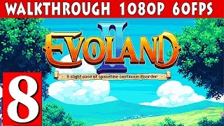 Evoland 2 Walkthrough - Part 8 Haunted Forest Gameplay 1080p 60fps