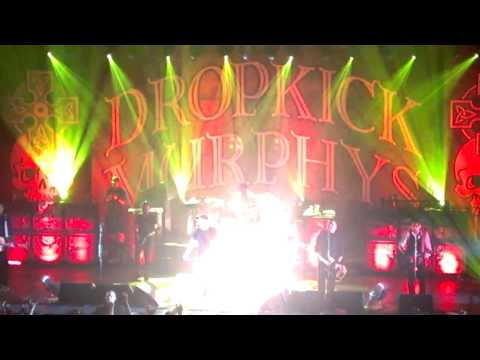 Dropkick Murphys - Jimmy Collins Wake live in Berlin 2013