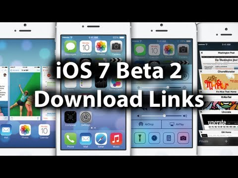 How to download and install ios 7 beta legally on iphone 5, iphone.