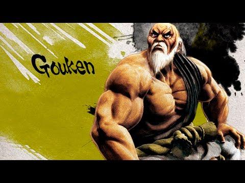 Como Liberar Gouken de la manera más fácil en Street Fighter 4