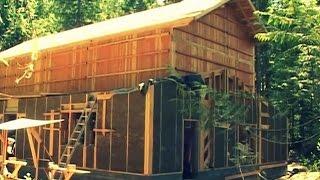 Саманное утепление каркасного дома(Саманное утепление каркасного дома-всё новое это хорошо забытое старое. Дешевый доступный утеплитель,..., 2015-05-31T14:18:56.000Z)