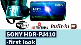 Sony PJ410 HANDYCAM