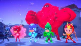 Super Hero Kids! ⭐️ Super Hero Day 2021 ⭐️ PJ Masks Official
