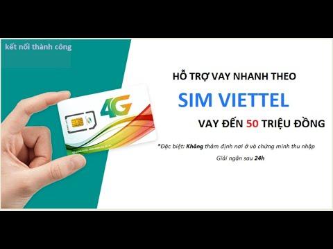 Tư Vấn Vay Tiền Bằng Sim Viettel Và Kí Hợp đồng Vay Tiền Trả Góp Ngân Hàng Mb Bank, Tp Bank, Shb