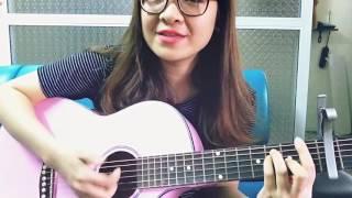 Đếm ngày xa em - Guitar Cover by Hồng Vân